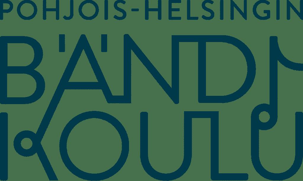 bändikoulu-logo turkoosi